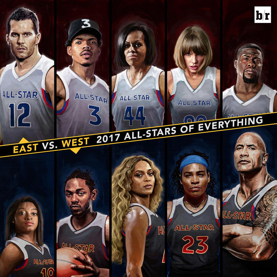 All-Stars of Everything by carts
