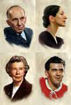 Historic Canadians