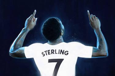 Raheem Sterling 'Victory'