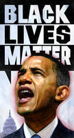 Obama - Black Lives Matter