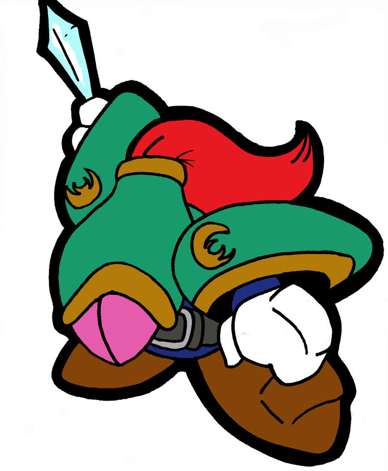 blade knight kirby - photo #31