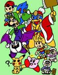My Top Ten Brawl Characters