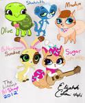 Littlest Pet Shop 2012: More Pets!