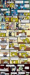 Eliza's White Nuzlocke Page 18 by LizDraws