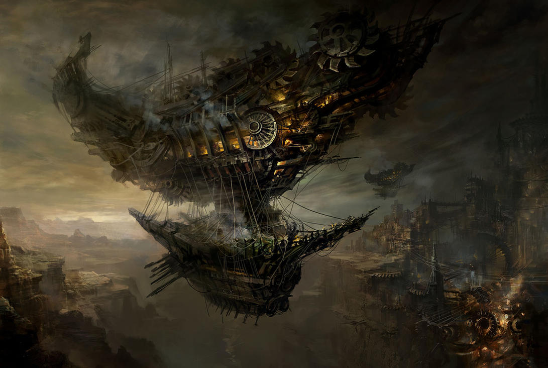 ship ship by ChangYuan