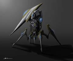 Protoss Stalker by sanggene