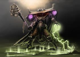 Deathgage by sanggene