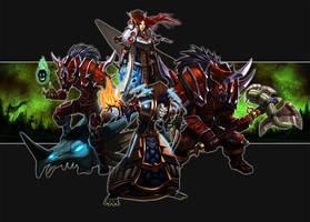 World of Warcraft Gladiators