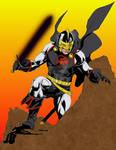 Marvel's Black Knight