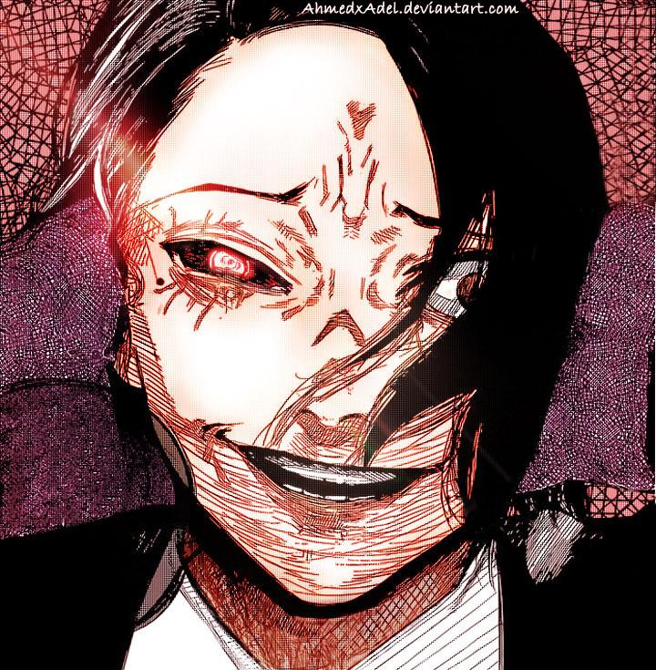 Manga Tokyo Ghoul:re 76-Nimura Furuta By Ahmedxadel On