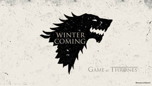 Game Of Thrones Wallpaper Wolf Stark