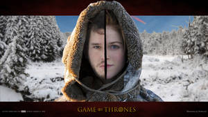 Game Of Thrones Wallpaper Jon Snow and Ygritte
