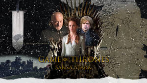 Sansa Stark - She is the key of the North