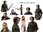 Arya Stark PNG