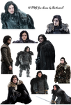 Jon Snow PNG