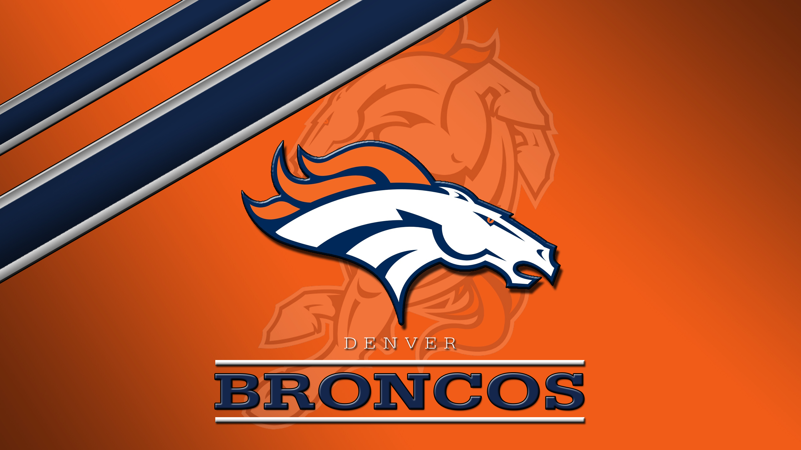 Denver Broncos By Beaware8 On Deviantart