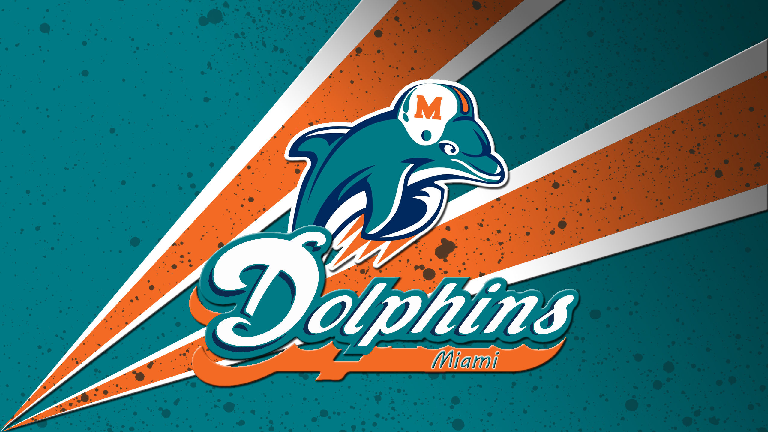 Miami Dolphins by BeAware8 on deviantART