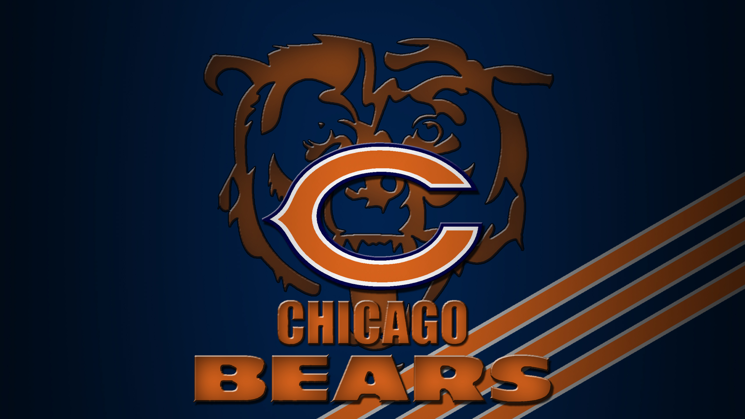 Chicago Bears By Beaware8 On Deviantart