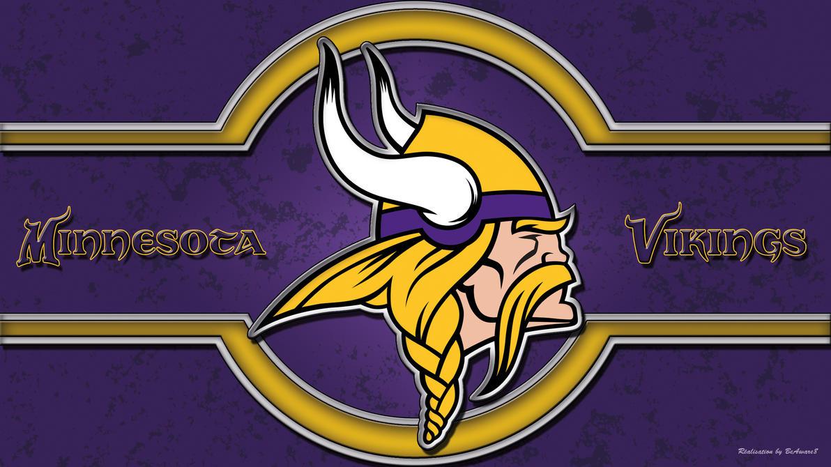 Minnesota Vikings By Beaware8 On Deviantart
