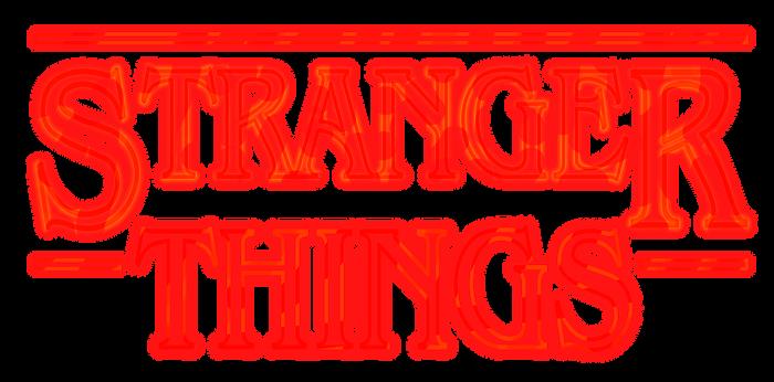 Stranger Things Logo PNG