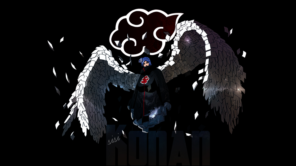 Naruto Shippuden: Konan Akatsuki. by TheYellowFlash1 on ...