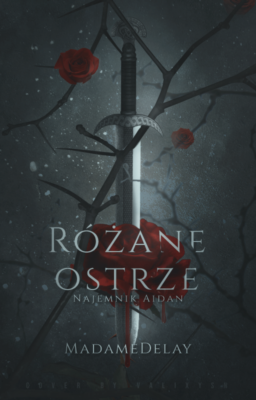 Rose Blade |cover
