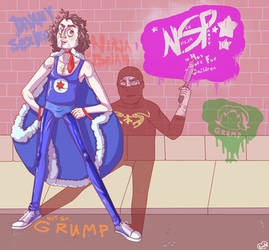 We are NSP!