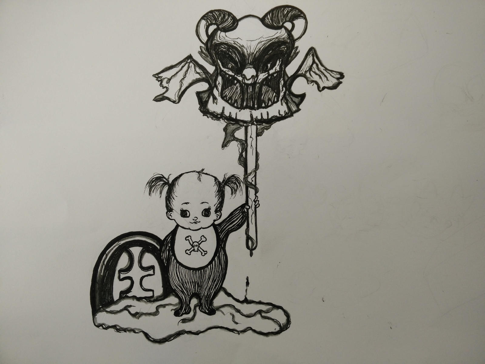 Monster On A Stick 2