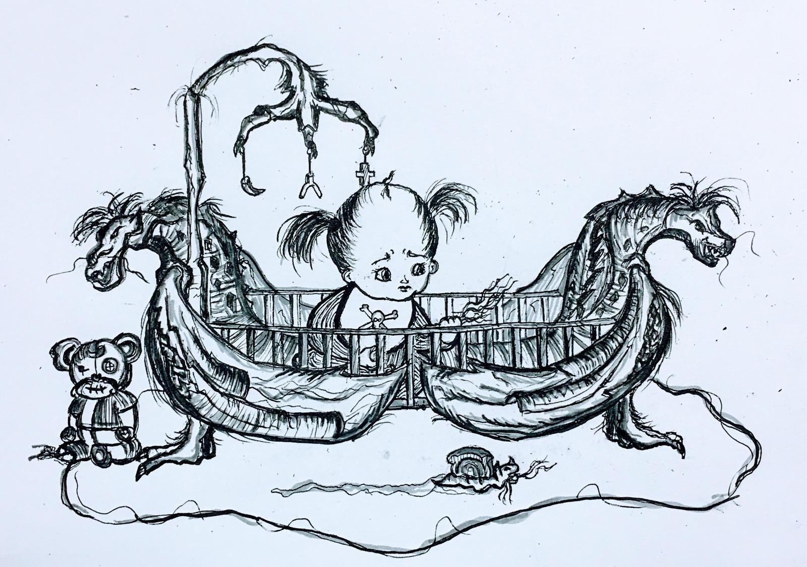 Monster On a Stick Scene 1