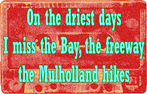 Haiku Mixtape 47 - Californication by insomaniac55