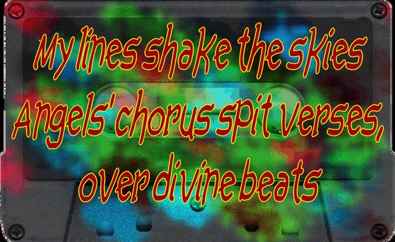 Haiku Mixtape 55 - DNA