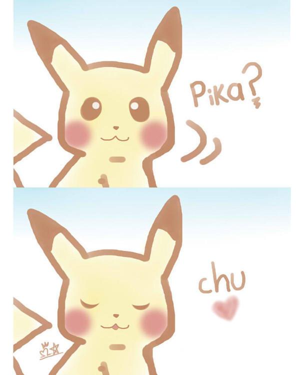 Pikachu :3 by MaroonAbyss
