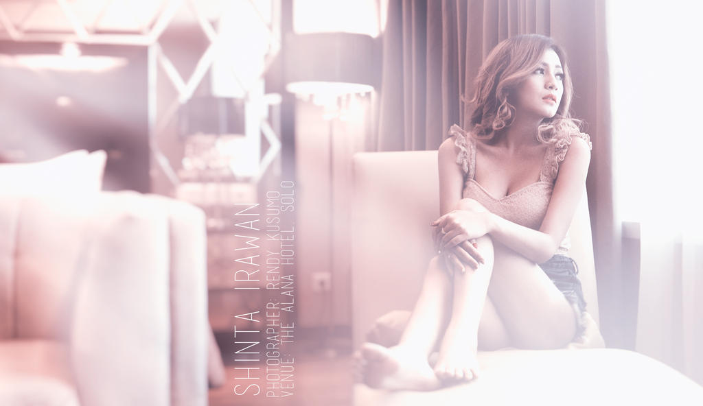 Shinta Irawan in the room by frame2fame