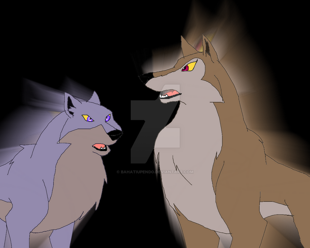 Aleu and Kay by BahatiUpendo