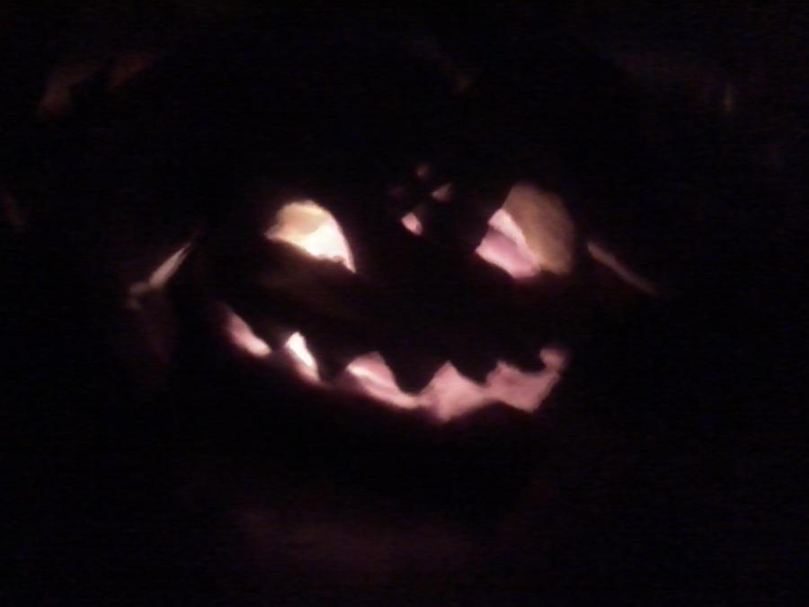 my halloween pumpkin by BahatiUpendo