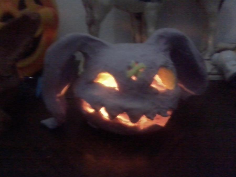 my halloween pumpkin2 by BahatiUpendo
