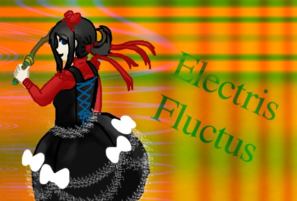 Electris Fluctus by BahatiUpendo