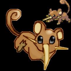 Pokemon fusion=DOTATTA by BahatiUpendo