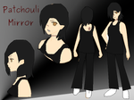 saw oc reference sheet