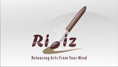 Riliz Arts Logo by riliz-arts