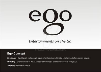 EGO Logo by riliz-arts