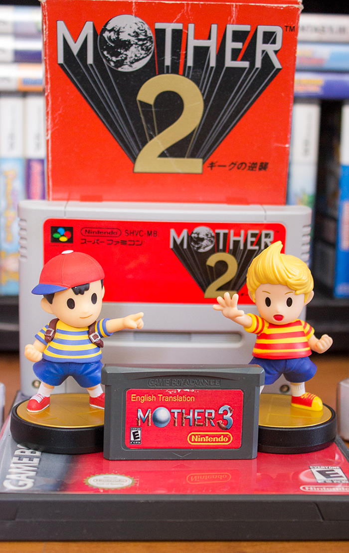 Mother/EarthBound Collection by mariobros123