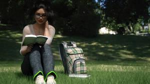 Kate Likes Reading