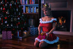 Santa Bowsette