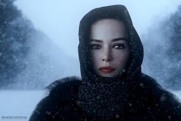 Signorina Snow by Zincau
