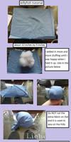 Jellyfish plush tutorial by Plush-Lore