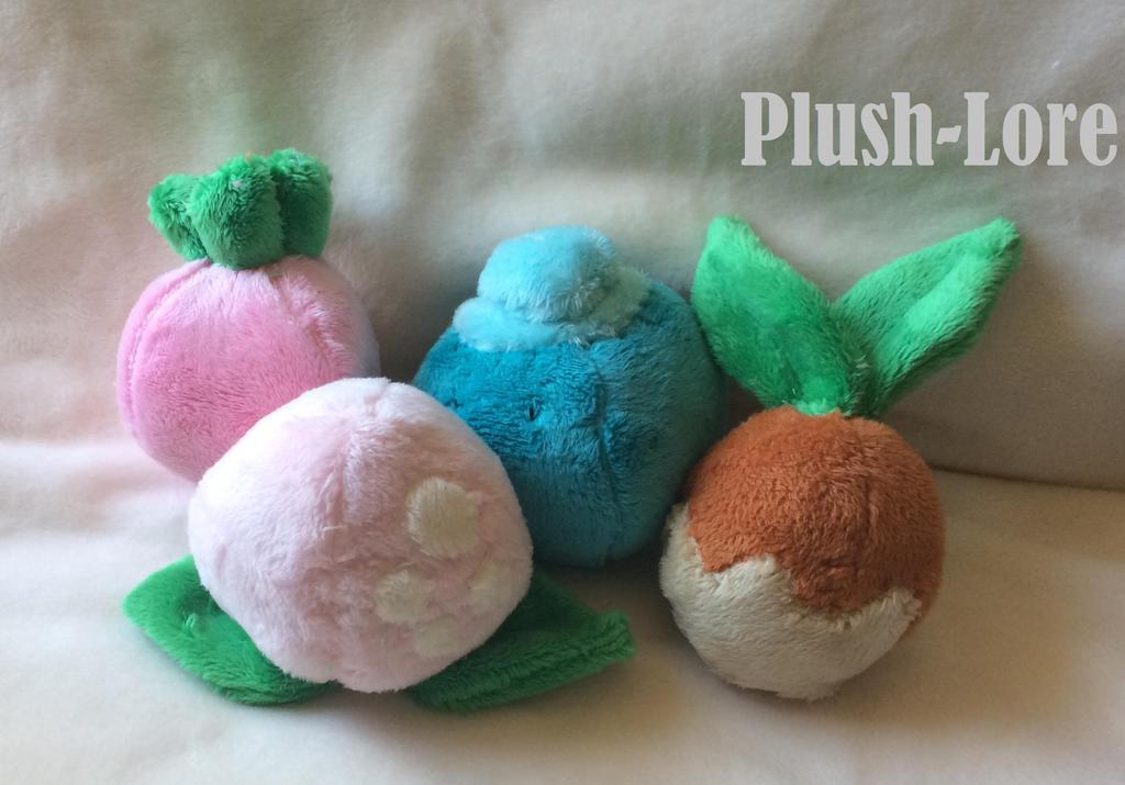 pokemon pecha berry plush - photo #2