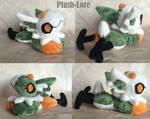 JolleRaptor mini plush
