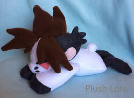 floppy Bagbean plush by Plush-Lore