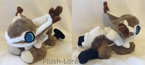JR plush - commission